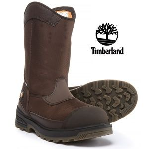Timberland PRO Mortar Wellington Work Boots